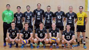 Herrenmannschaft 2017-18
