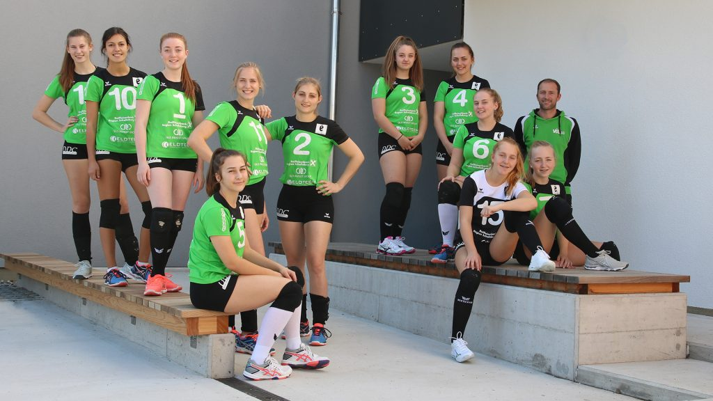 Mannschaft VCU Raika Kilb Damen 2