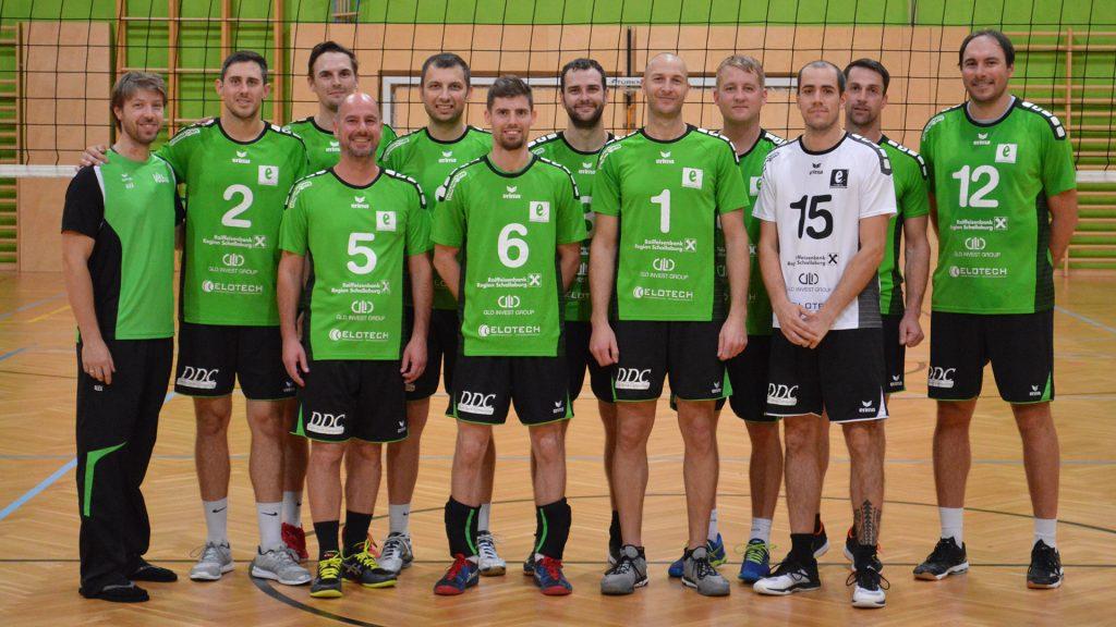 Herrenmannschaft 2019-20