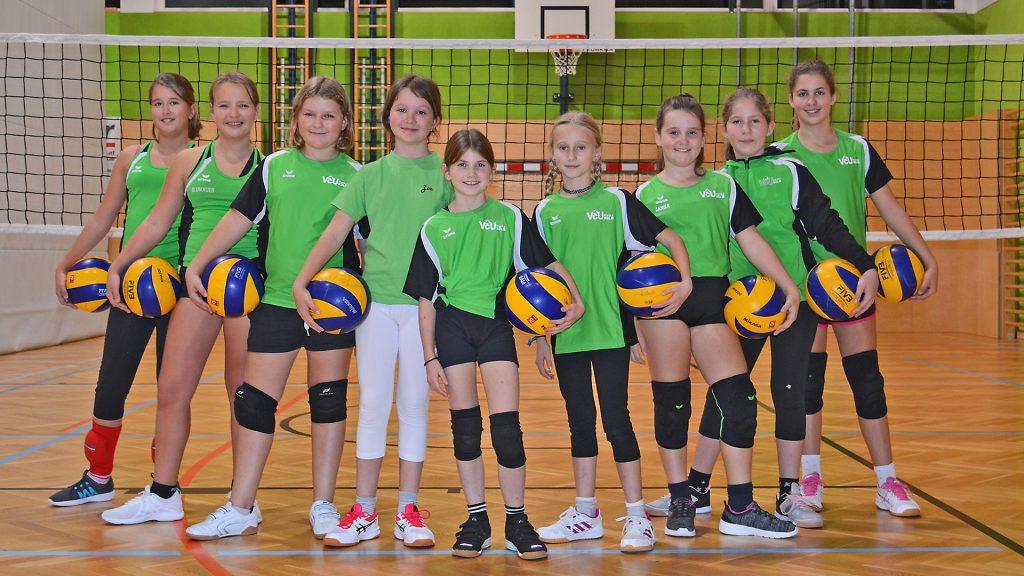 Mannschaft VCU Raika Kilb U13 Leistungsklasse 1
