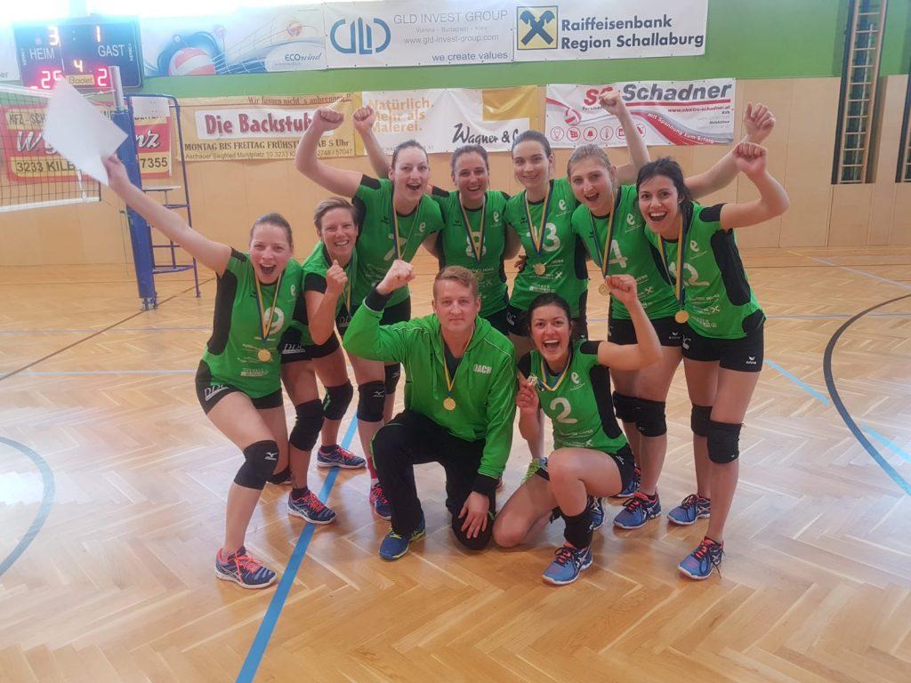 VCU Damen feiern Meistertitel