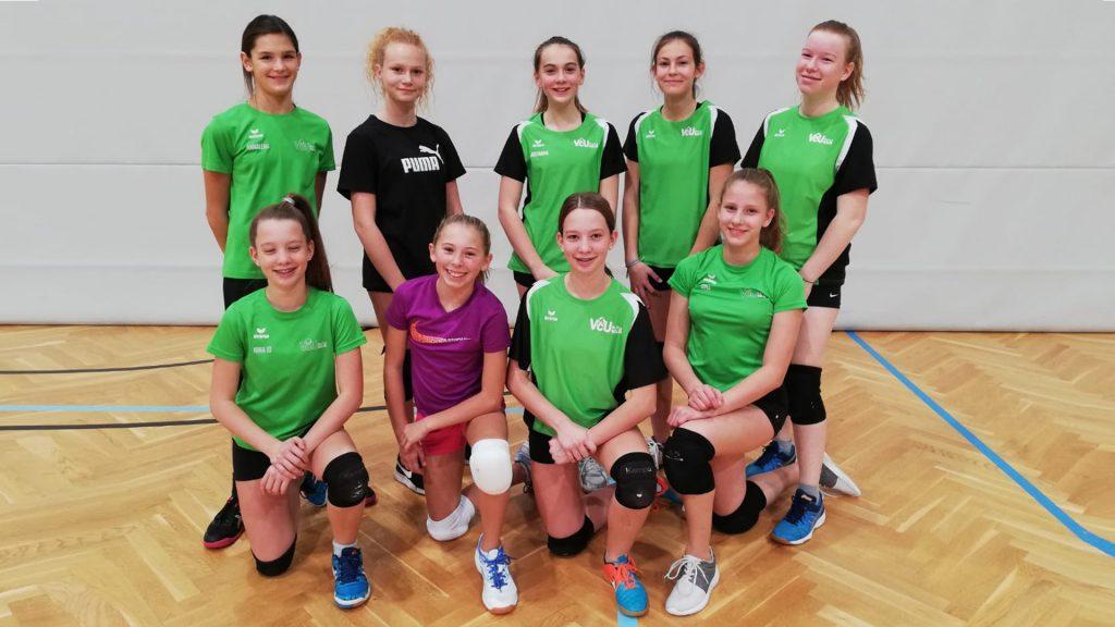 Mannschaft VCU Raika Kilb U14 weiblich