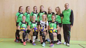 Mannschaft VCU Raika Kilb U20 weiblich