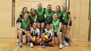 Damenmannschaft 2021-22